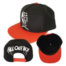 Fall Out Boy USA Skull