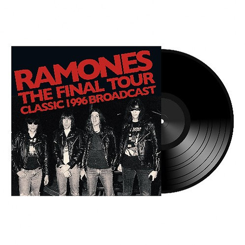 Ramones, The Final Tour Classic 1996 Broadcast