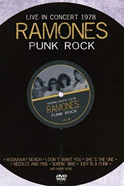 Ramones, Punk Rock - Live 1978