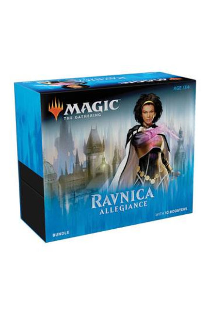 Magic the Gathering Ravnica Allegiance Bundle @ £34.00