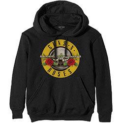 Guns N' Roses Unisex Pullover Hoodie : Classic Logo
