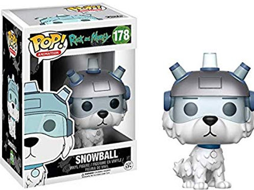 Rick & Morty Series Snowball (178)