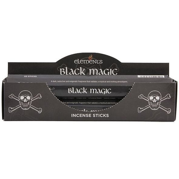 Elements Black Magic incense sticks