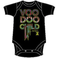 Jimi Hendrix Kids Baby Grow: Voodoo Child