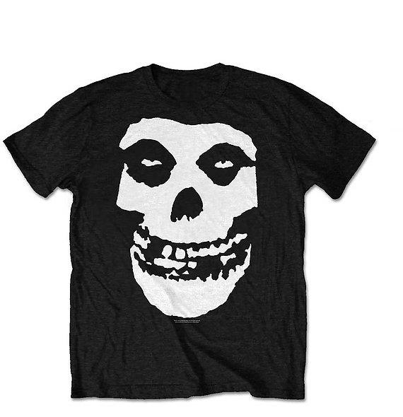 Misfits Unisex Tee : Classic Fiend Skull