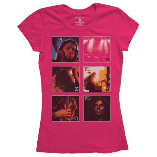 Pink Floyd (Ladies), Live Poster