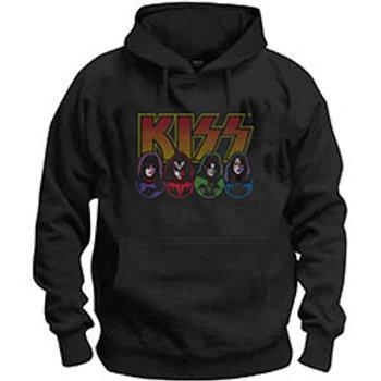 Kiss Faces & Logo