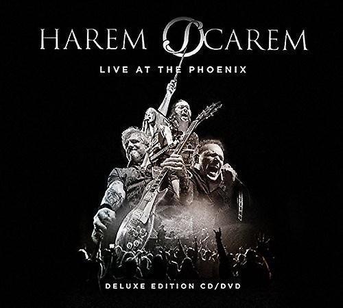 Harem Scarem, Live At The Phoenix (Cd+Dvd)