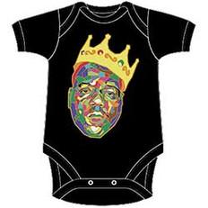 Biggie Smalls Kids Baby Grow: Crown
