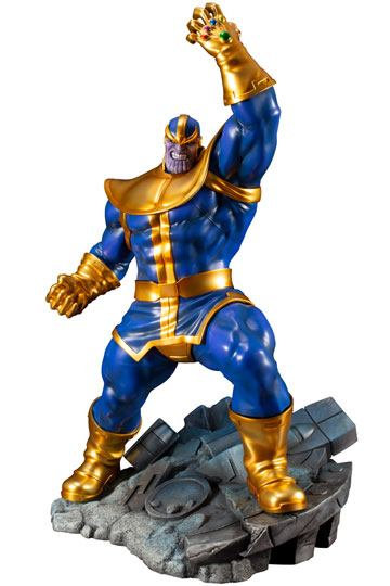 Marvel Universe Avengers Series ARTFX+ PVC Statue 1/10 Thanos 28 cm