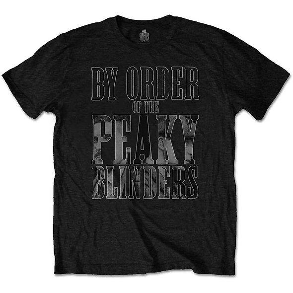 Peaky Blinders, By Order Of...