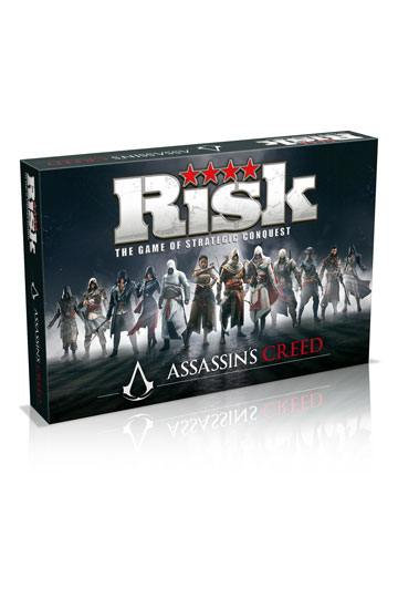 Assassin's Creed Board Game Risk