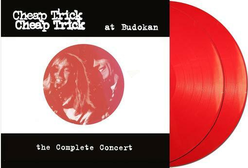 Cheap Trick, Live At The Budokan Complete (2LP Coloured)
