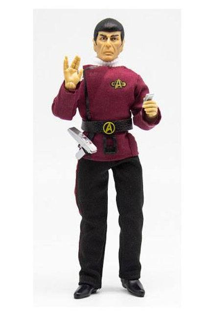 Star Trek WoK Action Figure Captain Spock 20 cm