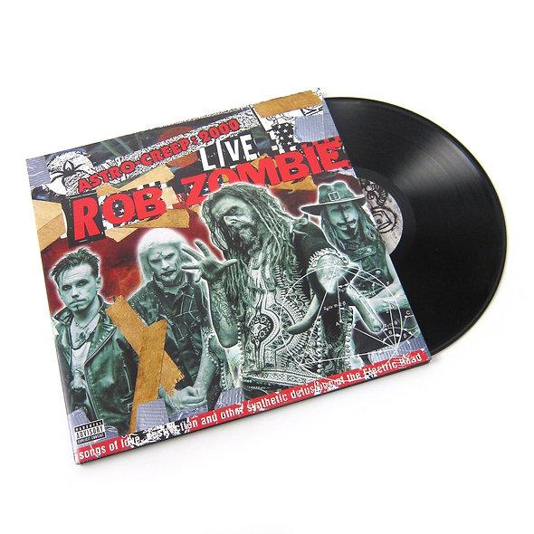 Rob Zombie, Astro-Creep : 2000 Live - Songs Of Love