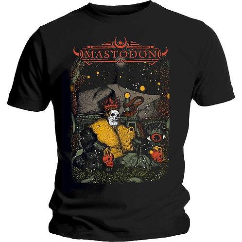 Mastodon, Seated Sovereign