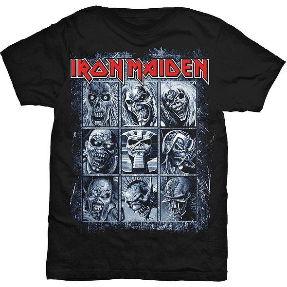 Iron Maiden, Nine Eddies
