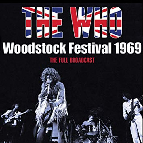 Who (The), Woodstock Festival 1969