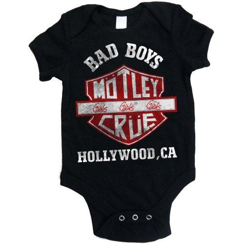 Motley Crue's Bad Boys Baby Grow
