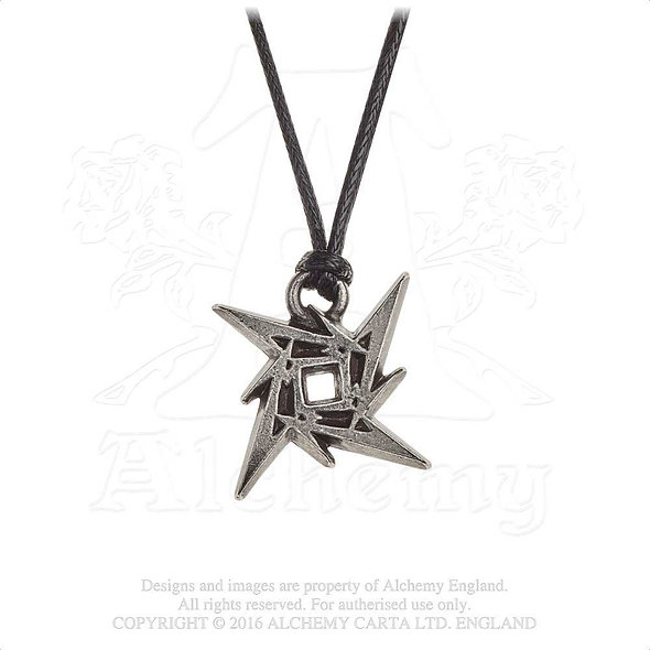 Metallica Pendant: Ninja Star