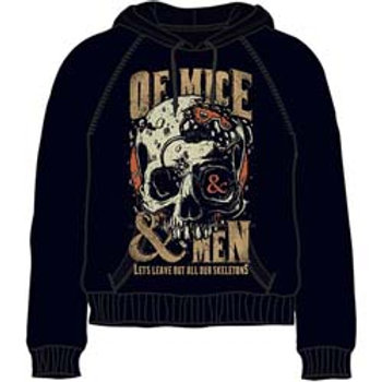 Of Mice & Men Unisex Pullover Hoodie : Leave Out