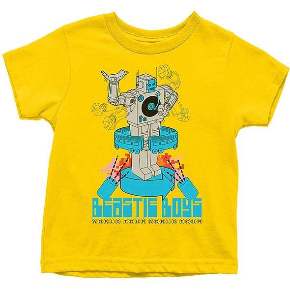 Beastie Boys (The), Robot