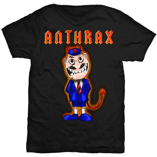 Anthrax, TNT Cover