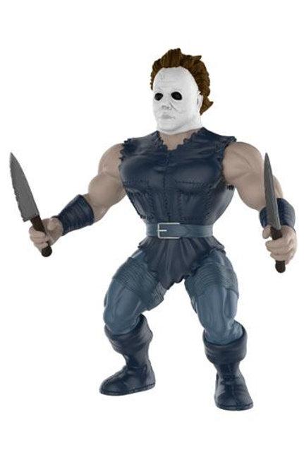 Halloween Savage World Action Figure Michael Myers 10 cm
