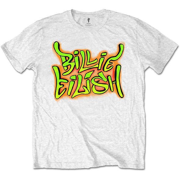 Billie Eilish, Graffiti