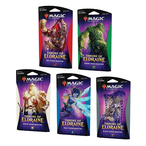 Magic The Gathering Throne Of Eldraine Theme Booster (English)