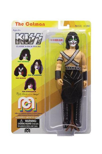 Kiss Action Figure Love Gun Catman 20 cm