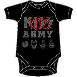 KISS Kids Baby Grow: Army