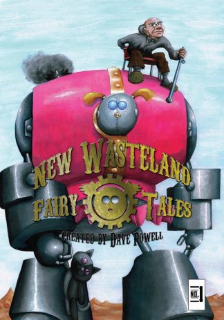 New Wasteland Fairytales #1
