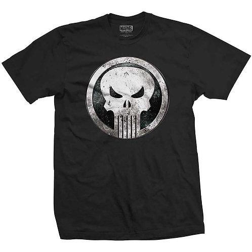 Marvel Comics : Punisher Metal Badge