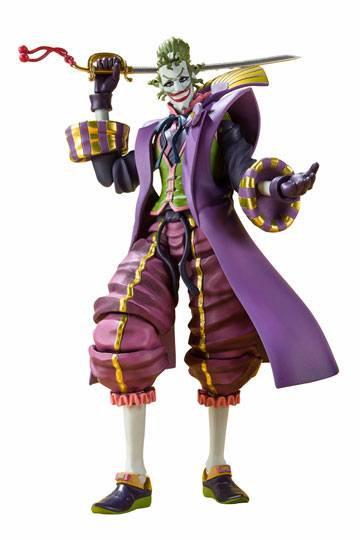 Batman Ninja S.H. Figuarts Action Figure Joker Demon King of the Sixth Heaven 16