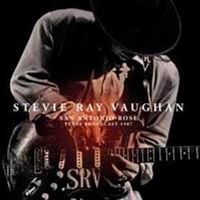 Stevie Ray Vaughan, San Antonio Rose