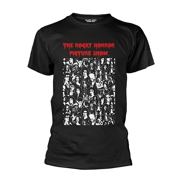 Rocky Horror Picture Show (The), Block Characters