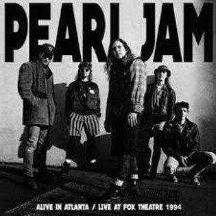 Pearl Jam, Alive In Atlanta (1994)