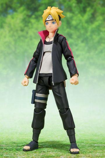 Boruto Naruto Next Generations S.H. Figuarts Action Figure Boruto Uzumaki Tamash