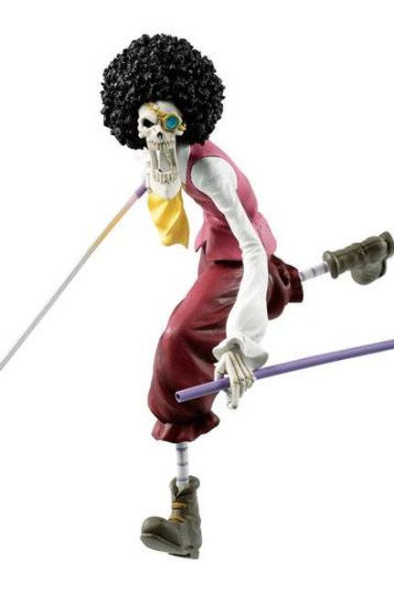 One Piece: Stampede Ichibansho PVC Statue Brook 15 cm