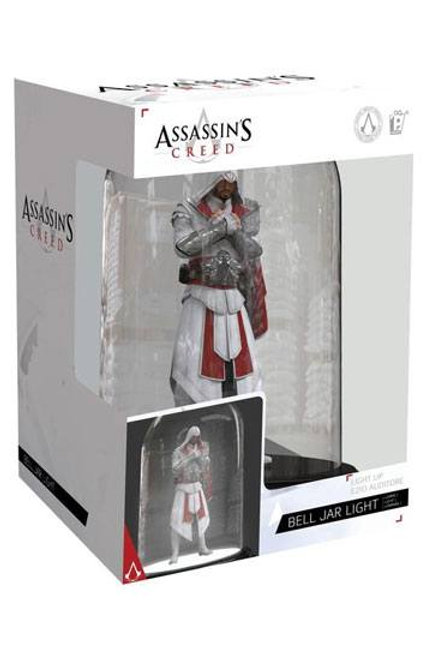 Assassins Creed Bell Jar Light Ezio Auditore 20 cm