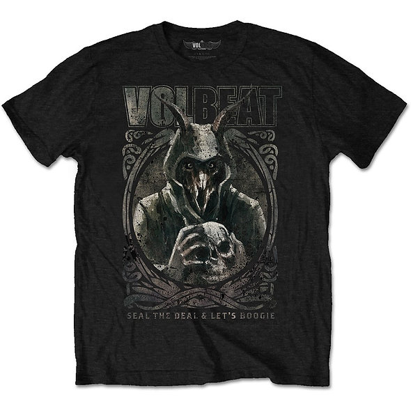 Volbeat, Goat With Skull