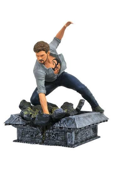 Marvel The Defenders TV Gallery PVC Statue Iron Fist 20 cm