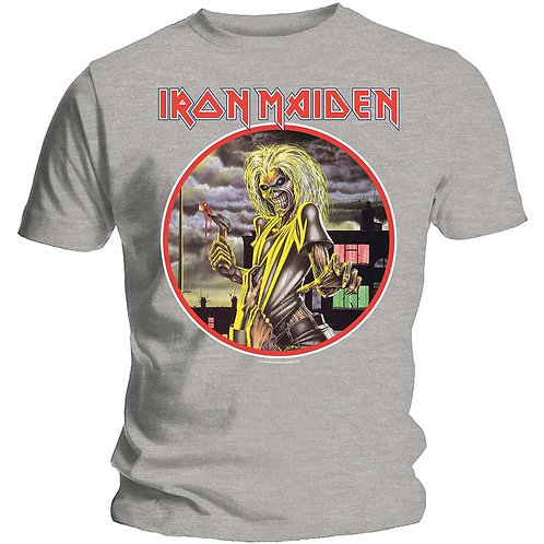 Iron Maiden, Killers Circle