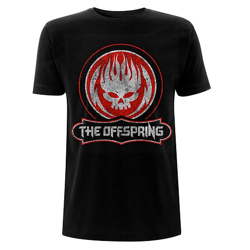 Offspring (The), Distressed Skull