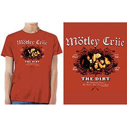 Motley Crue, The Dirt