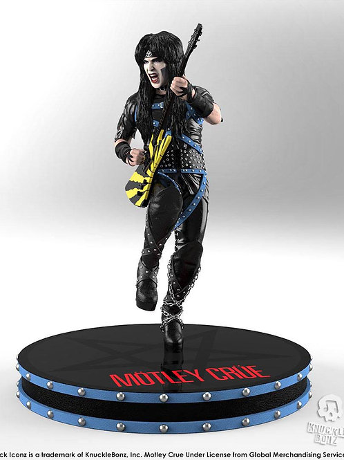 Mötley Crüe Rock Iconz Statue 1/9 Mick Mars 22 cm