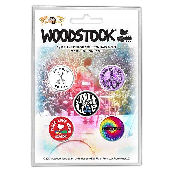 Woodstock, Surround Yourself