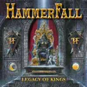 Hammerfall, Legacy Of Kings