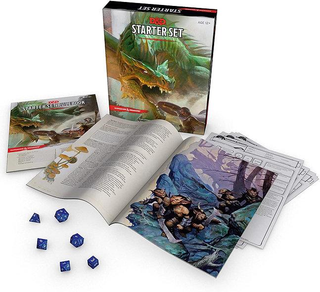 Dungeons & Dragons RPG Starter Set (English)